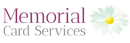 Memorial Card Services
